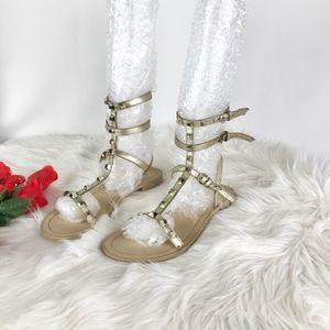 Rebecca Minkoff Gladiator Sandals 6